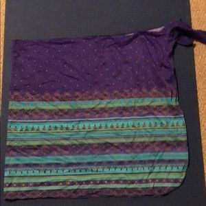 Beach Native sarong one size fits all